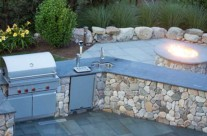 Outdoor Custom Kitchen – A true extension of the living space