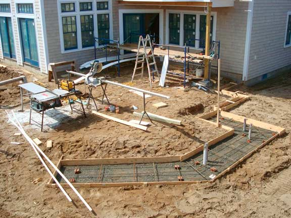 Setting The Groundwork And Reinforced Footing Mike Stacy
